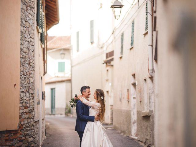 Il matrimonio di Chiara e Alessandro a Tagliolo Monferrato, Alessandria 96