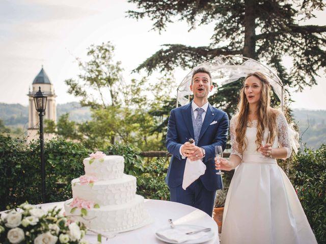 Il matrimonio di Chiara e Alessandro a Tagliolo Monferrato, Alessandria 103