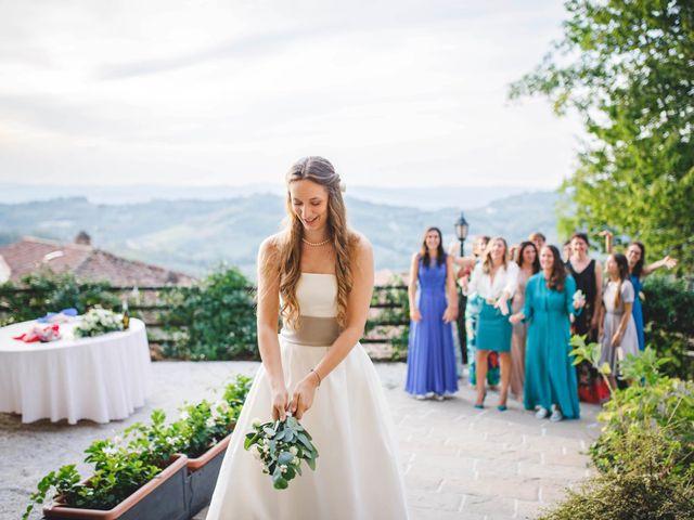 Il matrimonio di Chiara e Alessandro a Tagliolo Monferrato, Alessandria 105