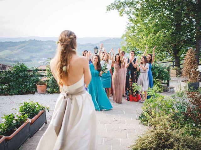 Il matrimonio di Chiara e Alessandro a Tagliolo Monferrato, Alessandria 110