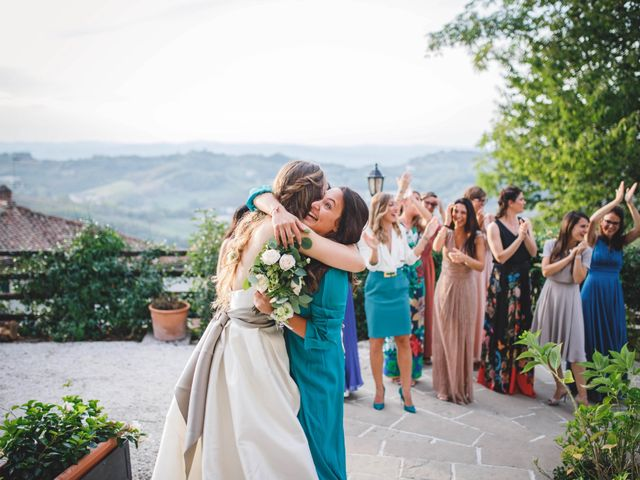 Il matrimonio di Chiara e Alessandro a Tagliolo Monferrato, Alessandria 112