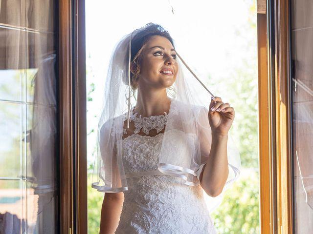 Il matrimonio di Dalila e Marco a Corinaldo, Ancona 20