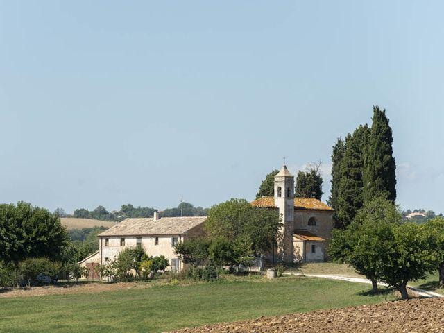 Il matrimonio di Dalila e Marco a Corinaldo, Ancona 26