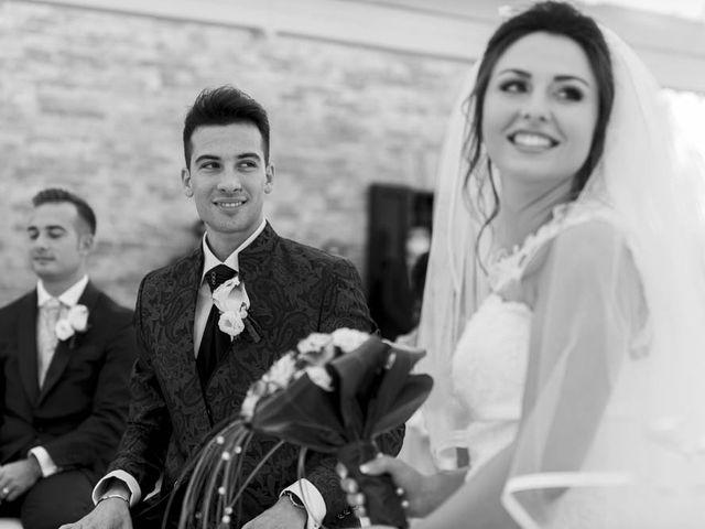 Il matrimonio di Dalila e Marco a Corinaldo, Ancona 28