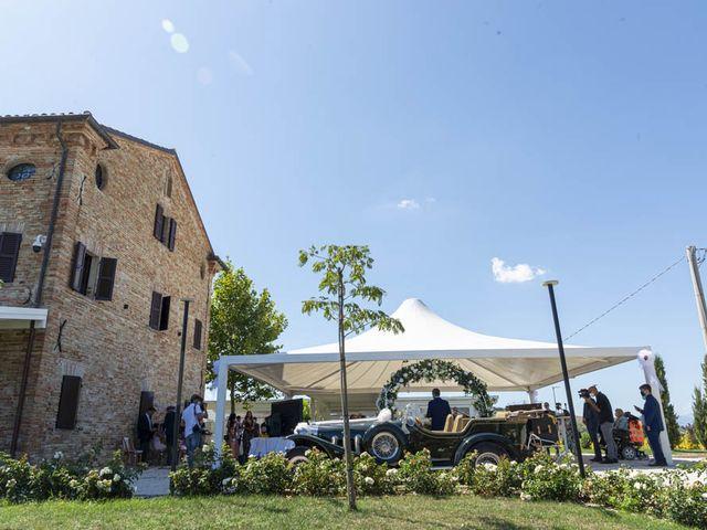 Il matrimonio di Dalila e Marco a Corinaldo, Ancona 31