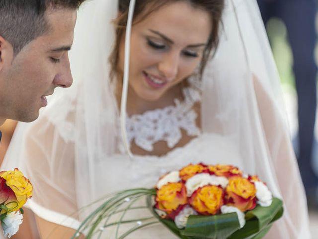 Il matrimonio di Dalila e Marco a Corinaldo, Ancona 32