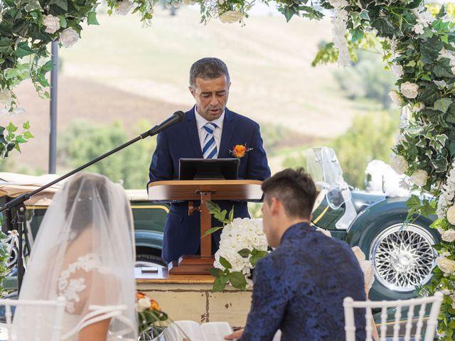 Il matrimonio di Dalila e Marco a Corinaldo, Ancona 33
