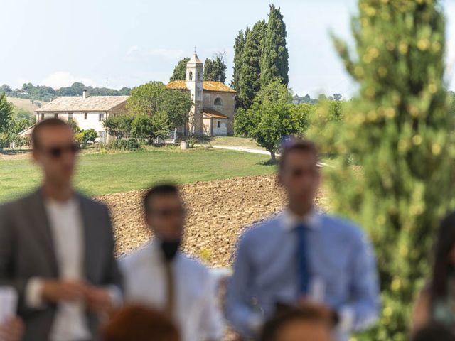 Il matrimonio di Dalila e Marco a Corinaldo, Ancona 36