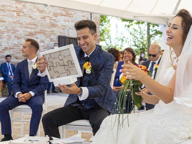 Il matrimonio di Dalila e Marco a Corinaldo, Ancona 38