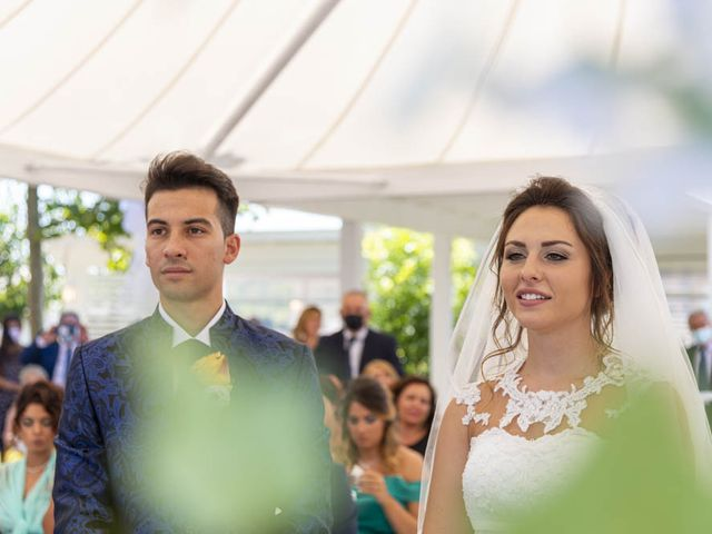 Il matrimonio di Dalila e Marco a Corinaldo, Ancona 39