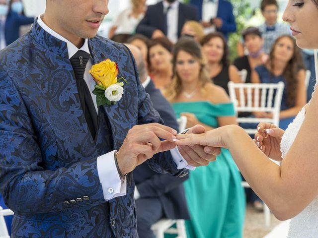 Il matrimonio di Dalila e Marco a Corinaldo, Ancona 40