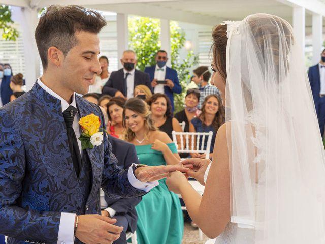 Il matrimonio di Dalila e Marco a Corinaldo, Ancona 41