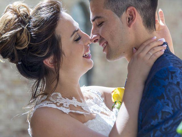 Il matrimonio di Dalila e Marco a Corinaldo, Ancona 1