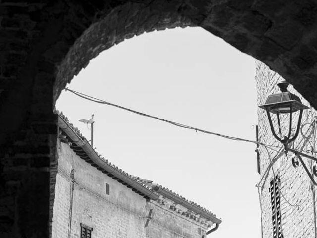 Il matrimonio di Dalila e Marco a Corinaldo, Ancona 45