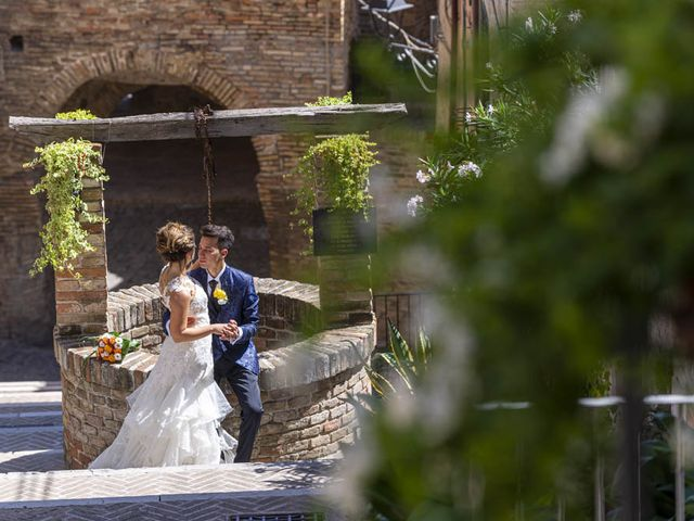 Il matrimonio di Dalila e Marco a Corinaldo, Ancona 47