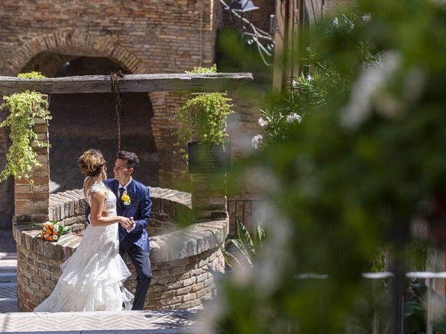 Il matrimonio di Dalila e Marco a Corinaldo, Ancona 48