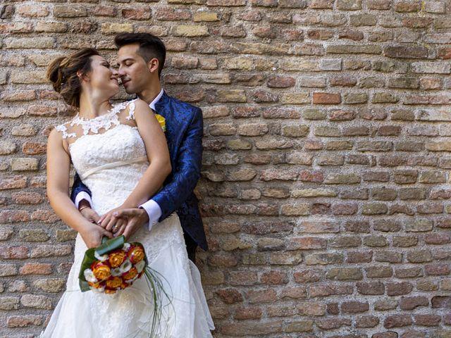 Il matrimonio di Dalila e Marco a Corinaldo, Ancona 55