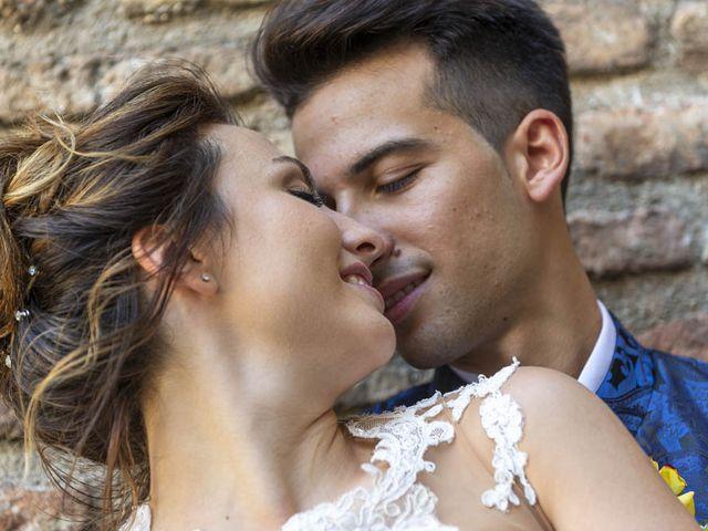 Le nozze di Marco e Dalila