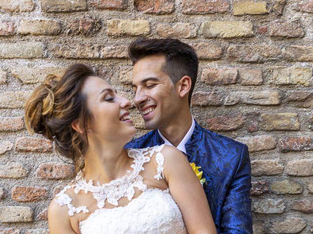 Il matrimonio di Dalila e Marco a Corinaldo, Ancona 56