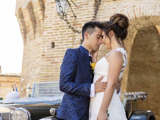 Il matrimonio di Dalila e Marco a Corinaldo, Ancona 59