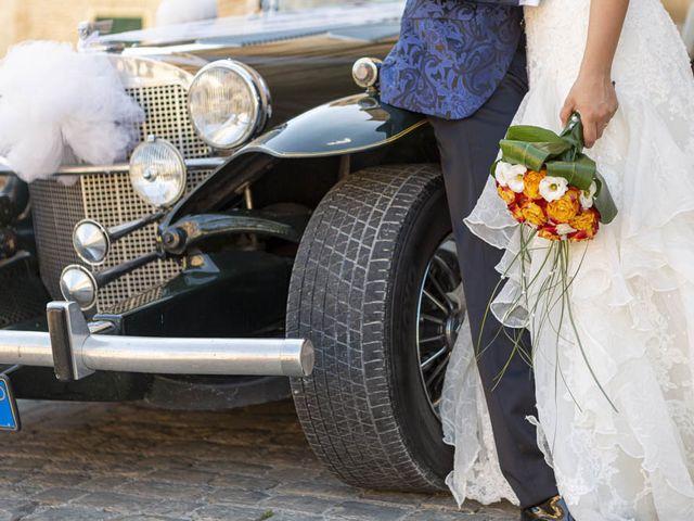 Il matrimonio di Dalila e Marco a Corinaldo, Ancona 60