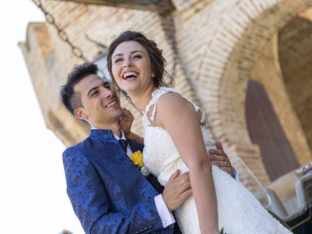 Il matrimonio di Dalila e Marco a Corinaldo, Ancona 61