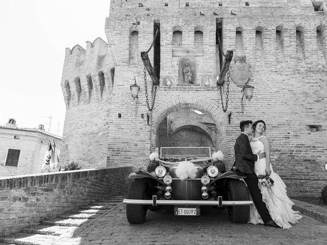 Il matrimonio di Dalila e Marco a Corinaldo, Ancona 62