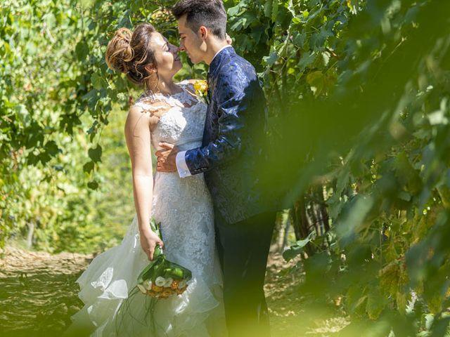Il matrimonio di Dalila e Marco a Corinaldo, Ancona 63