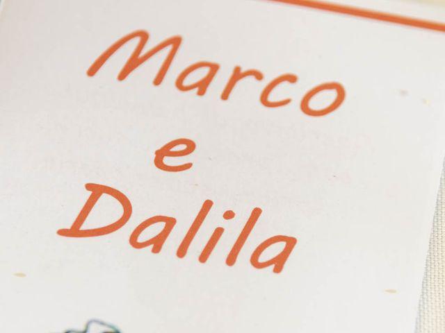 Il matrimonio di Dalila e Marco a Corinaldo, Ancona 70