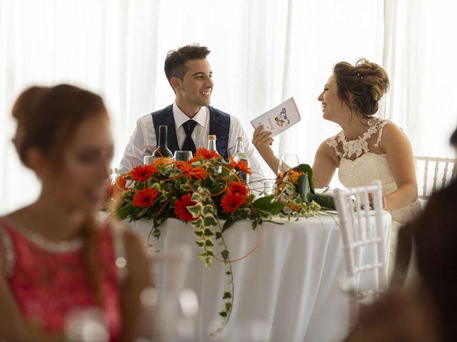 Il matrimonio di Dalila e Marco a Corinaldo, Ancona 73