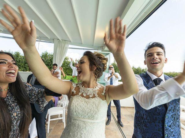 Il matrimonio di Dalila e Marco a Corinaldo, Ancona 77