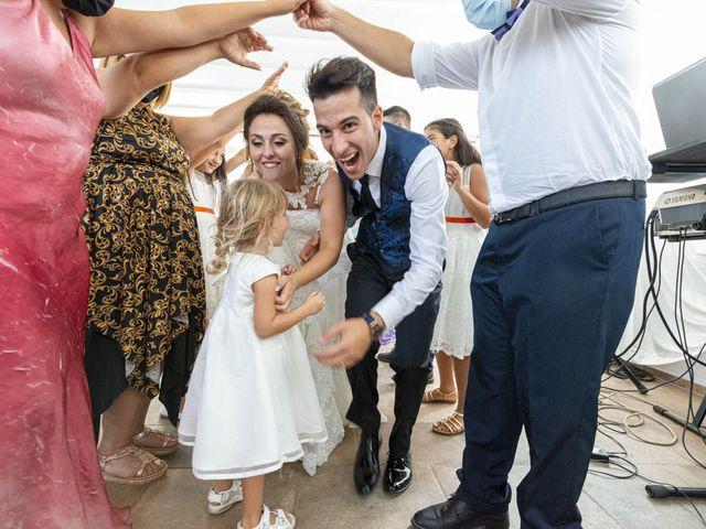 Il matrimonio di Dalila e Marco a Corinaldo, Ancona 84