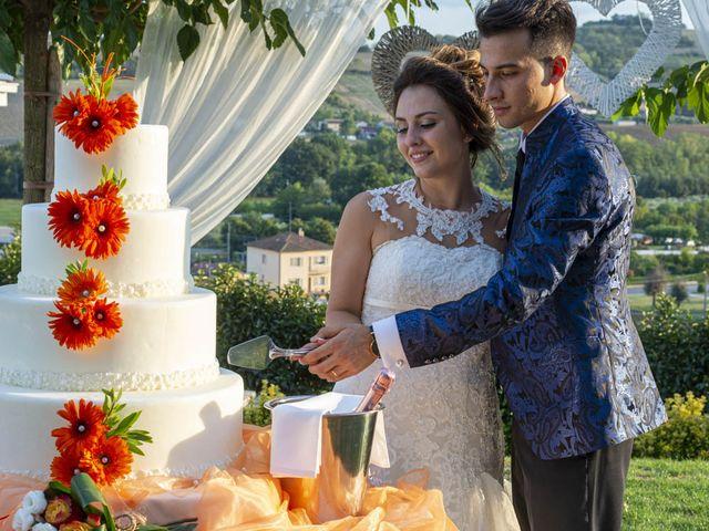 Il matrimonio di Dalila e Marco a Corinaldo, Ancona 87