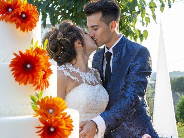Il matrimonio di Dalila e Marco a Corinaldo, Ancona 88
