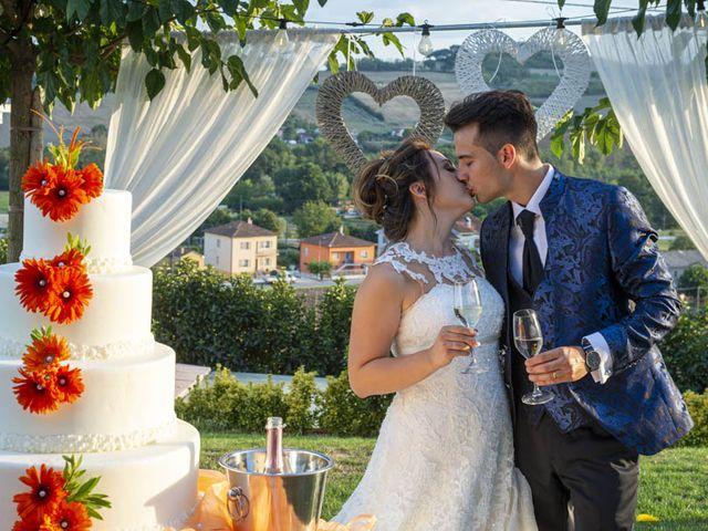 Il matrimonio di Dalila e Marco a Corinaldo, Ancona 89