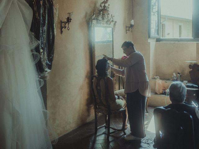 Il matrimonio di Federico e Eleonora a Firenze, Firenze 11