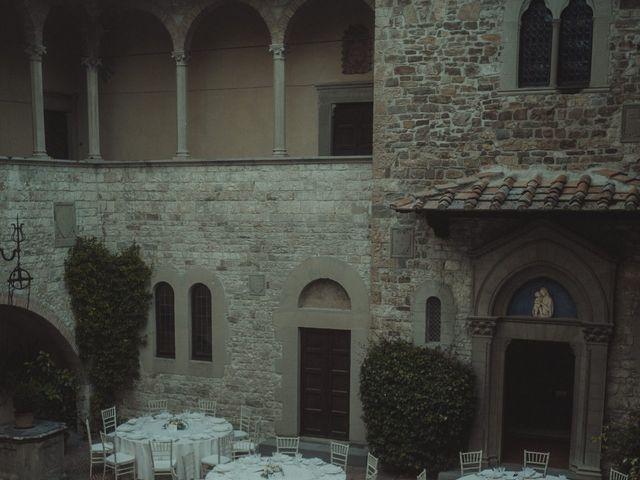 Il matrimonio di Federico e Eleonora a Firenze, Firenze 120