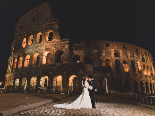 Il matrimonio di Valentina e Giuseppe a Roma, Roma 1