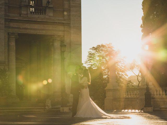 Il matrimonio di Valentina e Giuseppe a Roma, Roma 8