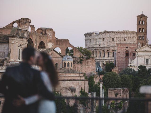 Il matrimonio di Valentina e Giuseppe a Roma, Roma 10