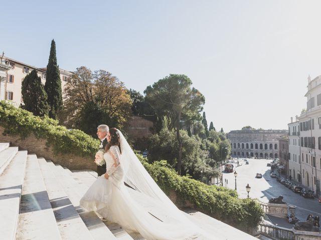Il matrimonio di Valentina e Giuseppe a Roma, Roma 15