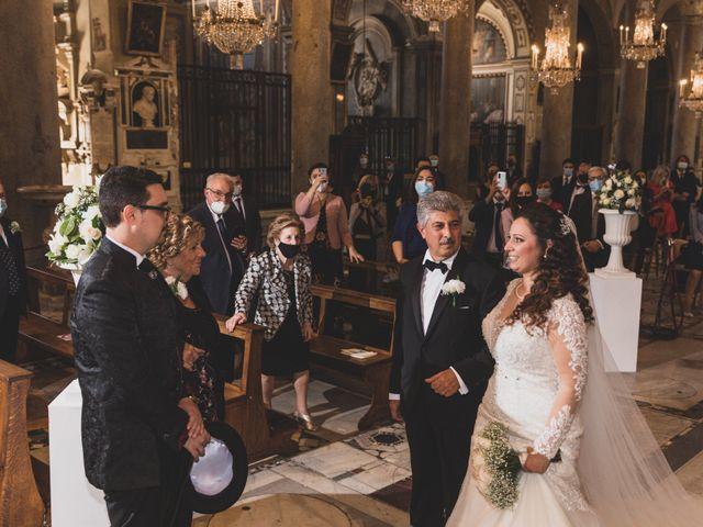 Il matrimonio di Valentina e Giuseppe a Roma, Roma 17