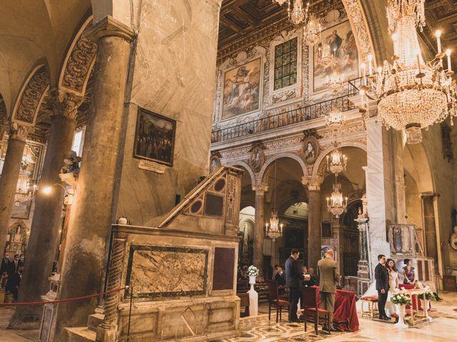 Il matrimonio di Valentina e Giuseppe a Roma, Roma 19