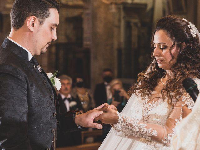 Il matrimonio di Valentina e Giuseppe a Roma, Roma 21
