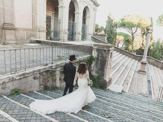 Il matrimonio di Valentina e Giuseppe a Roma, Roma 24