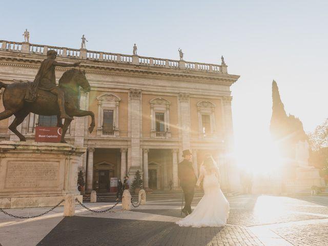 Il matrimonio di Valentina e Giuseppe a Roma, Roma 25