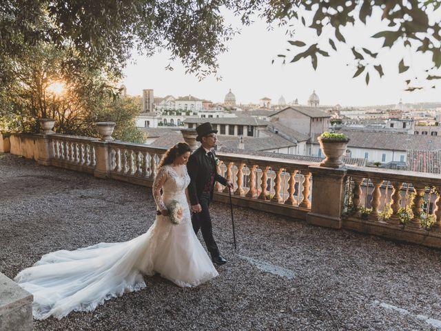 Il matrimonio di Valentina e Giuseppe a Roma, Roma 30