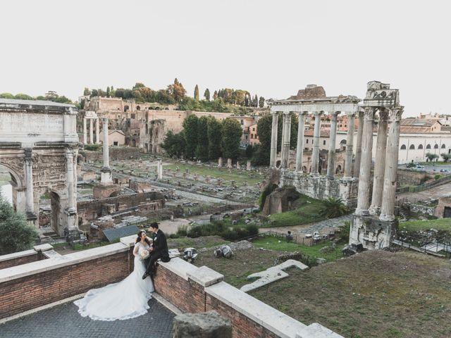 Il matrimonio di Valentina e Giuseppe a Roma, Roma 31