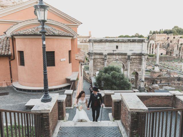 Il matrimonio di Valentina e Giuseppe a Roma, Roma 32