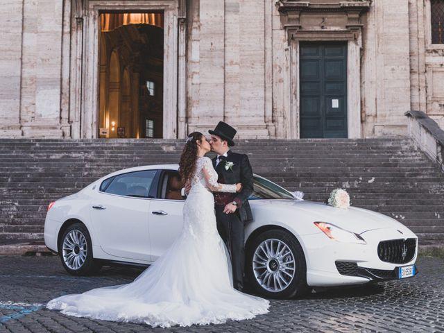 Il matrimonio di Valentina e Giuseppe a Roma, Roma 34